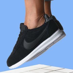 Nike Cortez Classic Black Women's Shoes premium